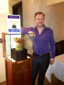 Gold Cup at Wesley House